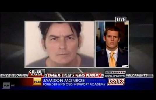 Charlie Sheen and Addiction