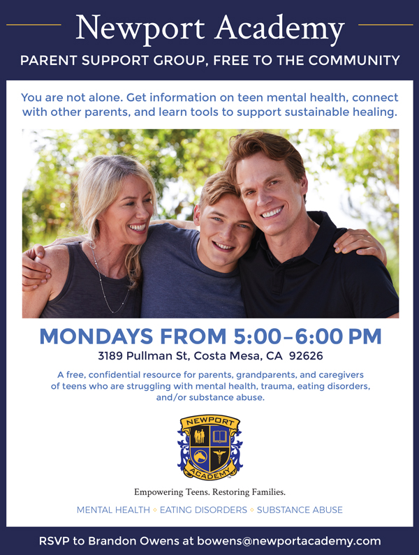 CA Parent Support Group