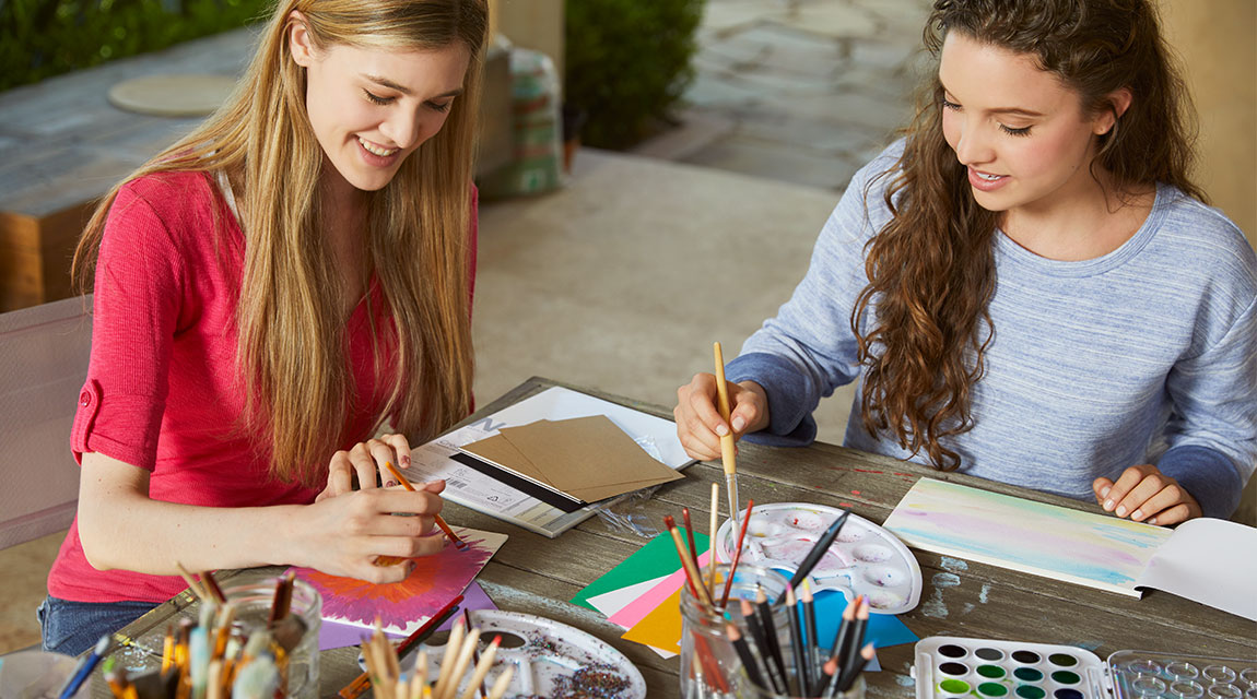 Newport Academy Resources Mental Health: creativity and mental health
