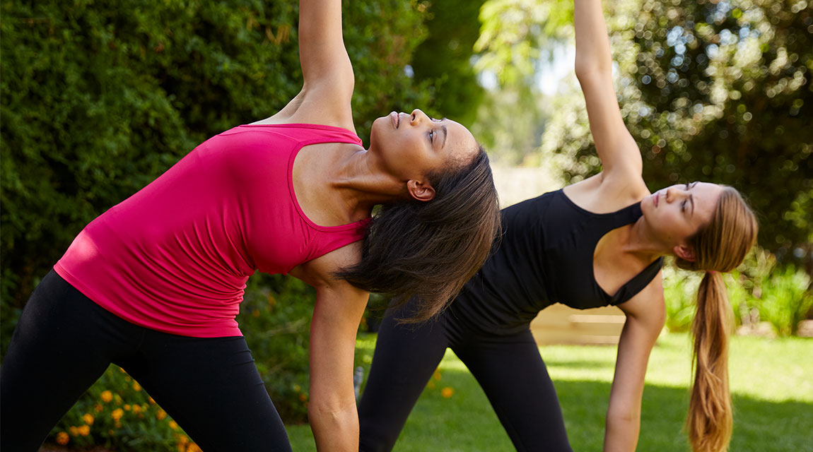 Newport Academy Well-being Resources: Yoga for anxiety
