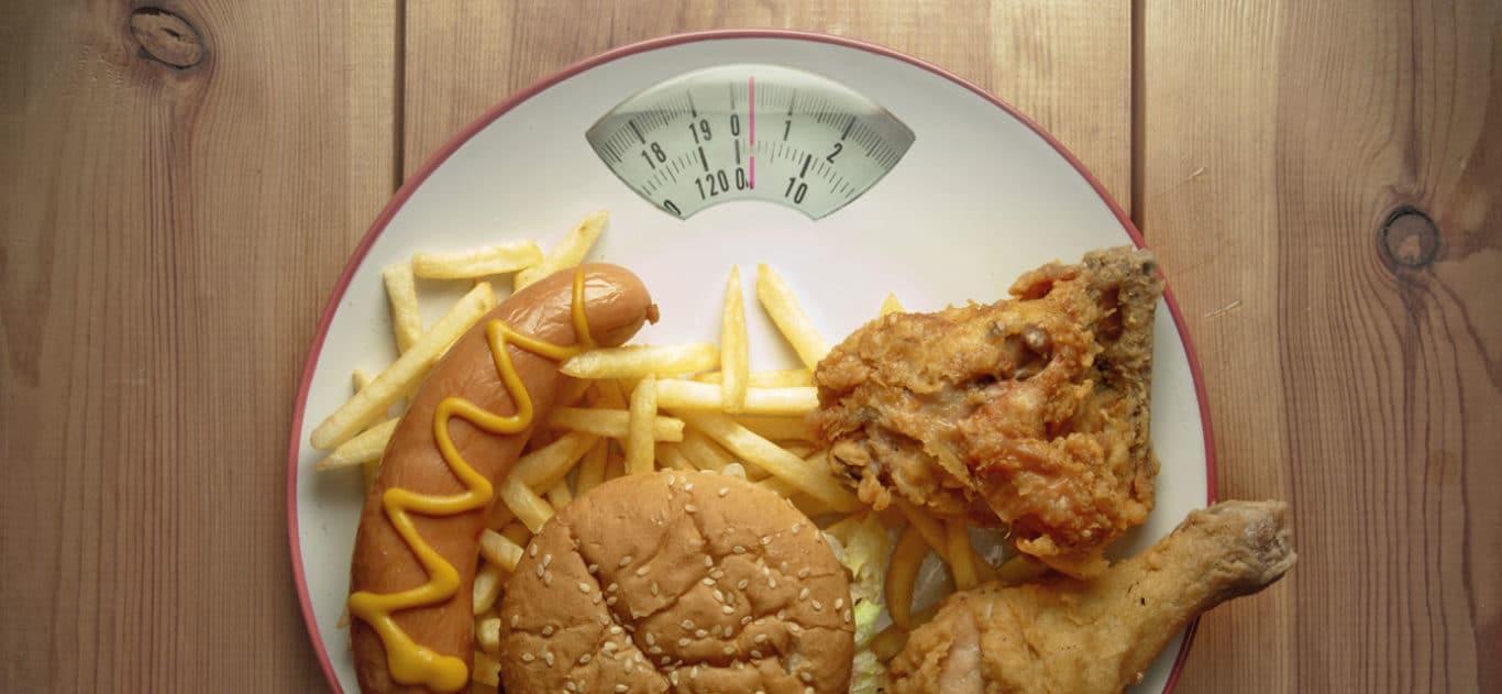 Teen binge eating