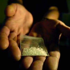 Identifying drugs: Meth