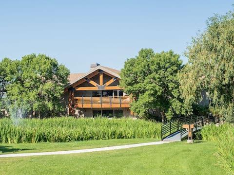 Newport Academy location in Oakley Utah