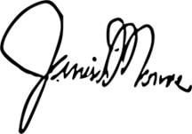 Jim Monroe's signature