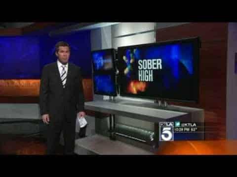 Newport Academy In the New: KTLA5 News video