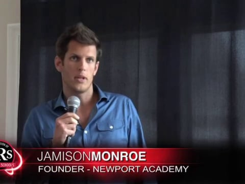 Newport Academy In the New: Ted video