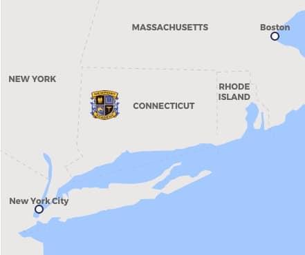 Newport Academy Locations East Coast Map