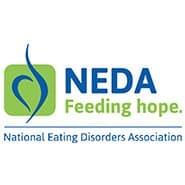 National Eating Disorders Association logo