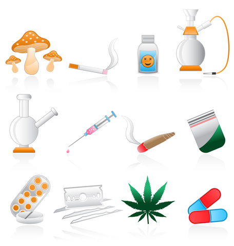 Types of Drug Abuse and Addictions