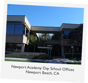 Newport Academy Sober High School Offices Newport Beach, CA