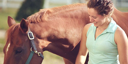 Learn more about Our Approach: Equine Therapy