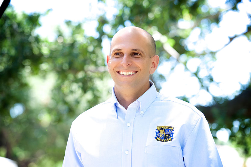 Joe Vaccaro, PsyD: Family Therapist for Newport Academy