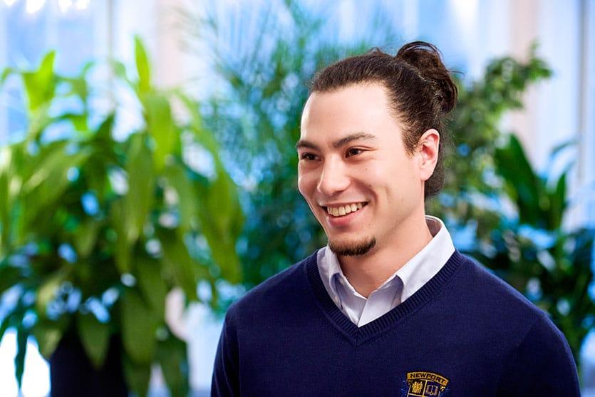 Ken Miki: Martial Arts Instructor & Adventure Therapy Coordinator for Newport Academy