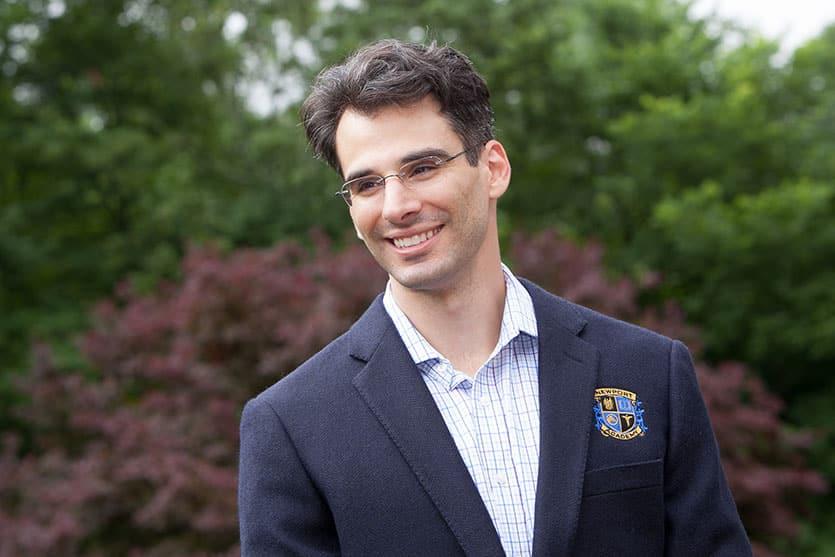 Scott Giordano, LPC: Family Therapist at Newport Academy