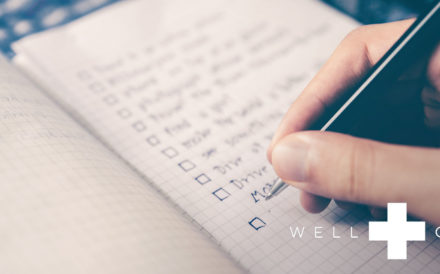 Press and Accreditations Hero Self-Care Checklist