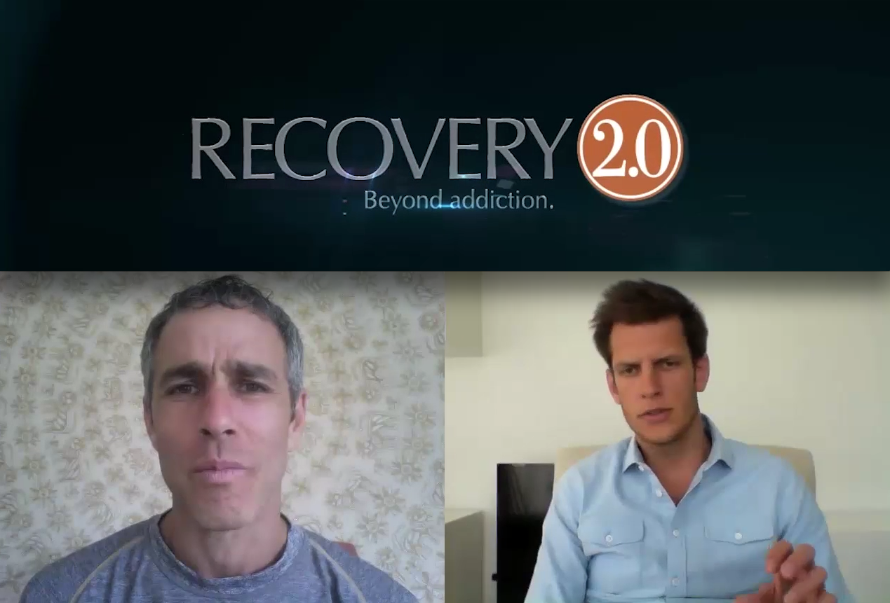 Recovery 2.0 Drug Addiction Issues Interview. Jamison Monroe and Tommy Rosen