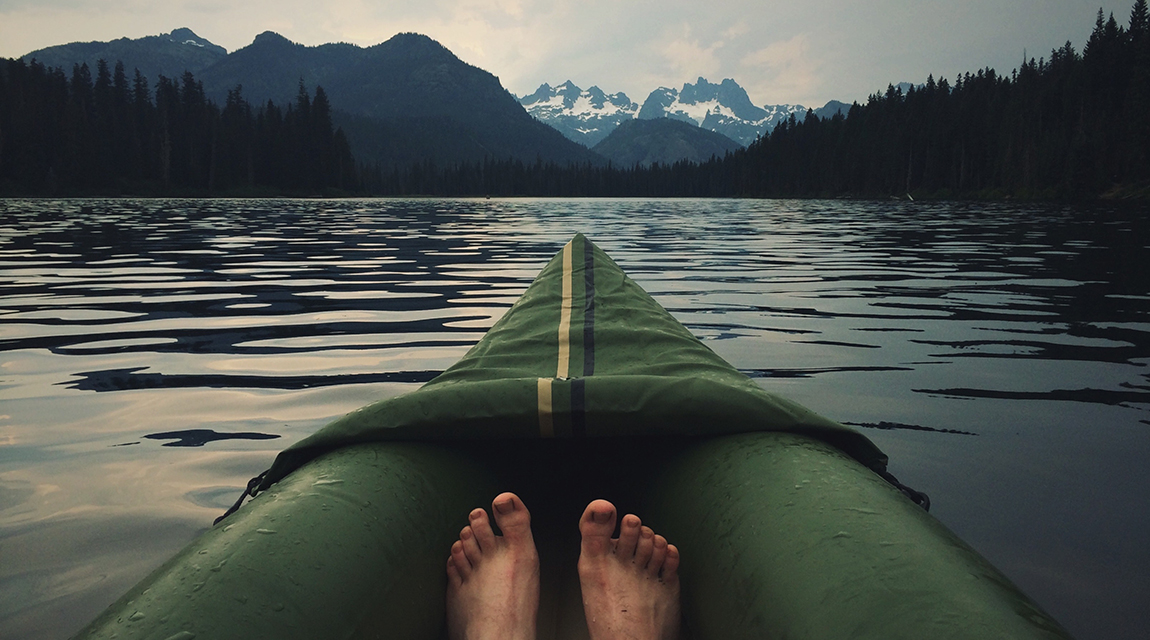 Adventure Based Therapy and Mental Health - Canoeing