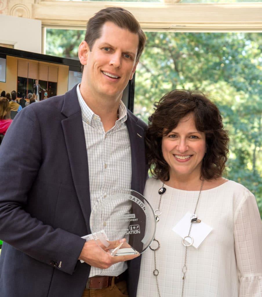 Newport Academy Community Resources: Jamison Monroe and Carter Barnhart Awards