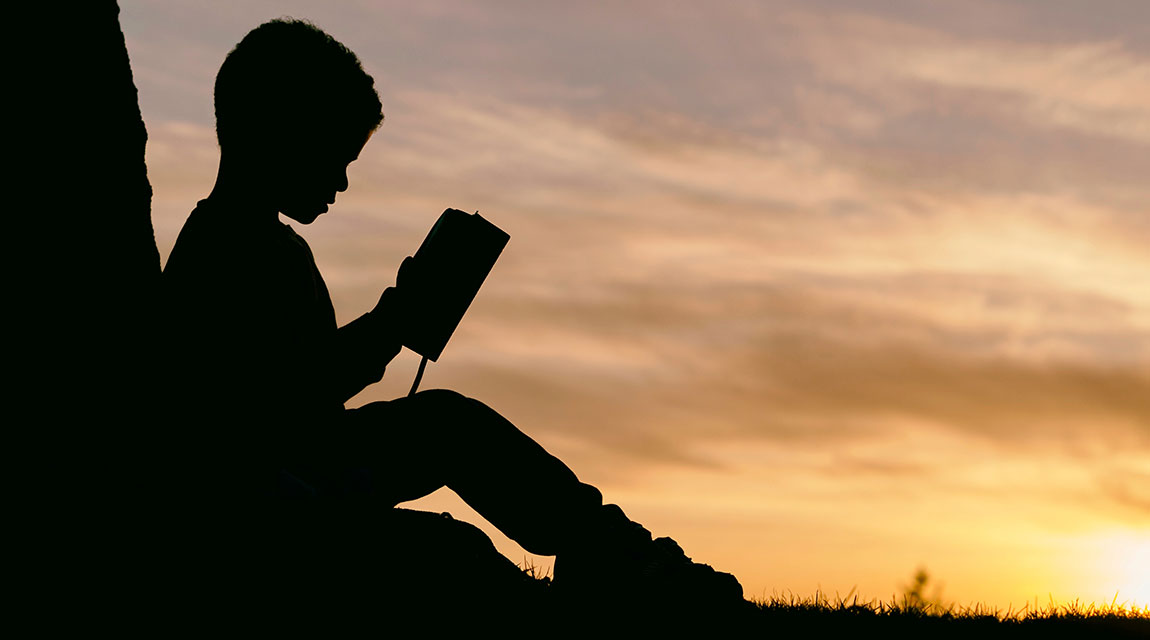 Learning Disability Diagnosis - Child Reading a Book