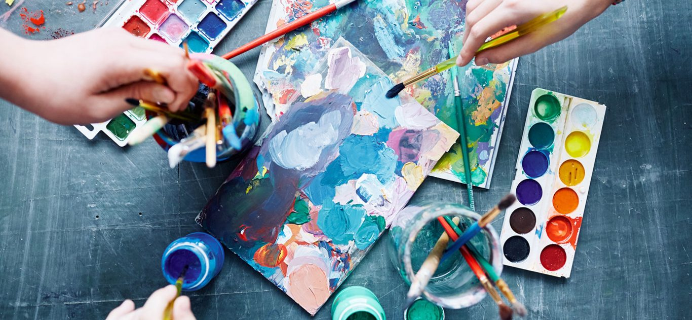 Why Teens Benefit From Creative Arts Therapy Newport Academy