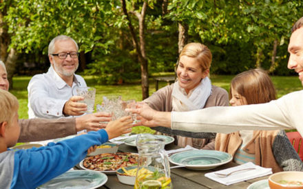 Restoring Families Resources: Five Ways to Make Family Dinner a Joy Not a Chore