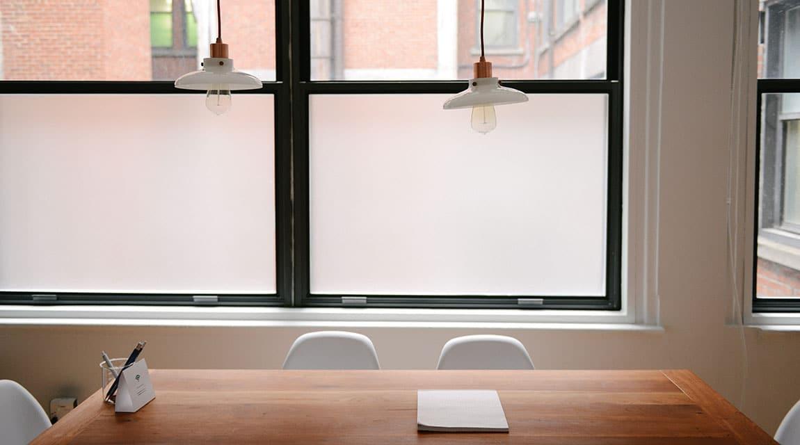 SELF: Clean_Work_Desk_Newport_Academy