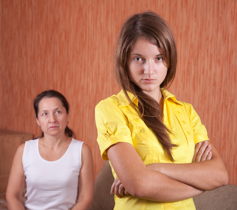 confronting your teen